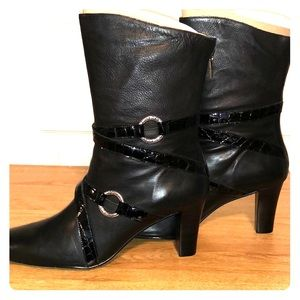Brighton Ladies leather boots